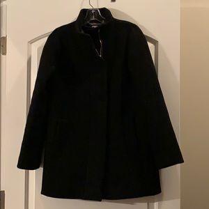 Jackets & Blazers - Black J Crew 'City Coat'